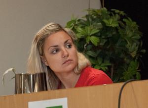 Henrietta Serrate (S), oppositionsråd för Socialdemokraterna