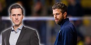 Ulf Lundberg är pressad som SSK-tränare. Och har redan fått längre förtroende än klubbens coacher brukar få. Foto: Bildbyrån.