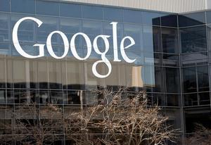 Googles intåg på annonsmarknaden har varit förödande för den svenska tidningsbranschen. Foto: AP/Marcio Jose Sanchez