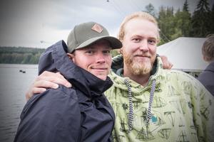 Rickard Erikson från Göteborg samt Kristoffer Persson från Kristianstad var båda med och åkte i SM-tävlingarna.