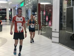 34-åriga Yann Hellman från Bjuråker vann på drygt 57 kilometer.