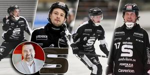 Erik Säfström och Daniel Berlin har skrivit på för ytterligare en säsong – Christoffer Edlund och Daniel Mossberg har lämnat klubben. Här kommenterar Rafi Markarian klubbens läge just nu.