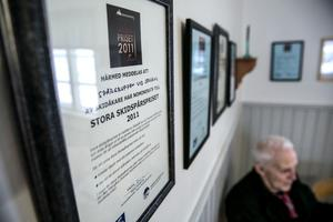 Spårgruppen i Sörskog har nominerats till det Stora Skidspårpriset många gånger de senaste åren.