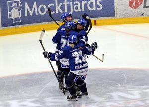 Senaste helgen gjorde Leksands damer ett mål på två matcher.