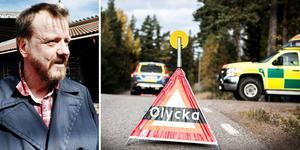 Mats Sandgren på Trafikverket säger att det är förra årets dystra siffror över antal döda i trafiken som gjort att förslagen om sänkt hastighet kan komma att skyndas på.