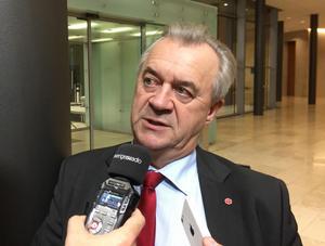 Landsbygdsminister Sven-Erik Bucht (S).Foto:  Wiktor Nummelin/TT