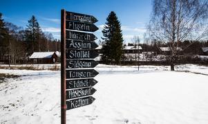 Gålsjö Bruk har en rik variation av lokaler med olika användningsområden.