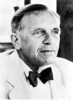 Den tysk-schweiziske nationalekonomen och samhällsfilosofen Wilhelm Röpke 1950. Foto: Ludwig von Mises Institute