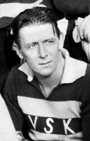 Lasse Pettersson, VSK. Foto: VSK:s arkiv