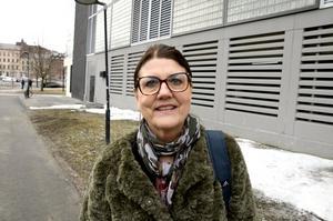 Margreth Söderlund, 59, biträdande verksamhetschef, Sundsvall: