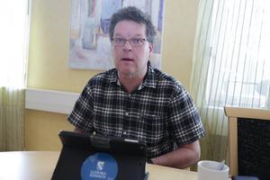 Socialdemokraten och kommunstyrelsens ordförande i Ludvika kommun.