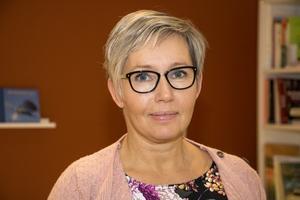 Katarina Lindqvist på Sensus studieförbund är en av de personer som ingått i temadagens planeringsgrupp.