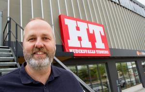 – HT har stora möjligheter att ta mer plats i både Hudiksvall och Nordanstig, säger Mattias Guander, tf chefredaktör för Hudiksvalls Tidning.
