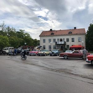 """I år firar """"Grangärdebygdens Veteran & Entusiastrally"""" 25-årsjubileum, men det kan bli sista året som tävlingen arrangeras. Foto: Grangärde RRC"""