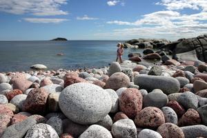 Storviken på Trysunda. Foto: Peter Forssell/Arkiv