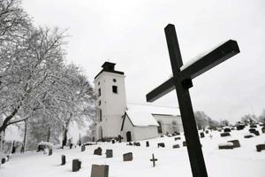 Minneskorset över olyckan restes på Rådmansö kyrkogård 1948, för 60 år sedan. Bild: Anders Sjöberg