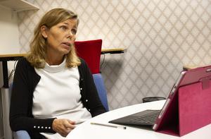 ohanna Örnehag, rektor på MTH-utbildning.