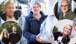 Karin Larsson är glad vinnare av Bostadspuls tävling