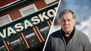 Allan Mattsson (KL), andre vice ordförande i bildningsnämnden i Hedemora kommun, berättar att han pratat med många oroliga föräldrar som vittnar om att det säljs droger i området omkring Vasaskolan.