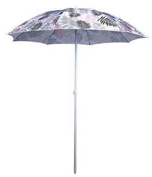Parasoll, 159 kronor på Clas Ohlson.