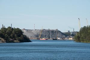 Två projekt är klara – Kapellskärs hamn och Värtahamnen, medan Stockholm Norvik är i full gång, skriver Camilla Strümpel, kommunikationschef Stockholms Hamnar.