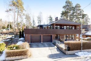 48accb5203a7 En villa i området Stigarna i Köping har lockat flest klick i KAK-området.