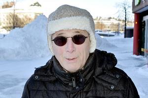 Arne Johansson, 73 år, pensionär, Sundsvall: