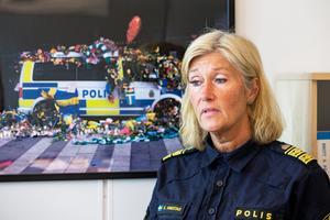 Polischef Elisabeth Anestad.