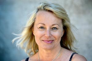 Louise Hoffsten. Foto: Janerik Henriksson / TT