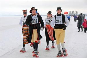 Siljan Snowshoe Festival .