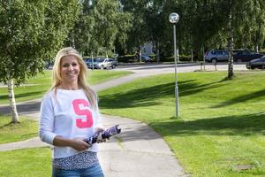 Anna Hammarström, fritidschef på Bollnäs kommun, säger att strategin är ett underlag för att veta vilka prioriteringar som ska göras. Foto: Arkiv/Ylva Lundin