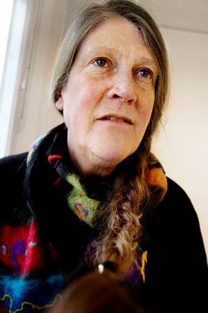 """Hon växte upp  i Östersund under namnet Anneli Göransson. """"Men när jag kom till Uruguay fanns det redan två andra Anneli där. Därför kallar jag mig Siv där nere"""", säger hon."""