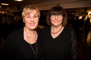 Lotta Magnusson, Borlänge och Kerstin Bäck, Säter.