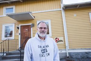Thomas Nilsson, Pappers ordförande i Grycksbo, tror på kortare arbetstid för skiftgänget.