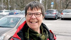 May Andersson, 68 år, pensionär, Härnösand: