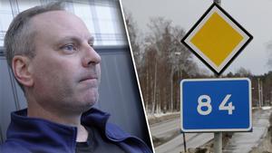 Tomas Persson vill att så många Ljusdalsbor som möjligt ska sätta sig in i frågan om genomfarten.