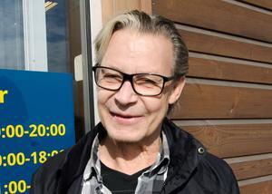 Bo Zetterberg, 61, sjukskriven, Märsta