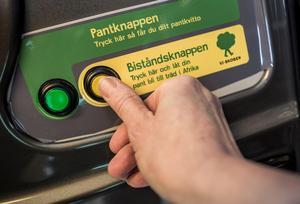 I Arboga skänks mest pantpengar till Vi-skogen. Foto: Vi-skogen