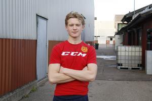 Salasonen Felix Vannfält gör sin första säsong i Mora IK.