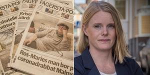 Fagersta-Posten tvingas till korttidspermitteringar på grund av coronakrisen.