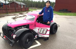 Kristoffer Norling kommer till säsongens andra deltävling som delad tvåa i mästerskapet.