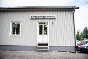 Mötet anordnades i församlingshemmet i Björna.
