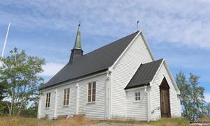Arholma kyrka.