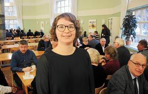 Landstingsråd Elin Norén (S) hoppas att den nya smärtkliniken ska förbättra vården för alla smärtpatienter i Dalarna - bland annat de som drabbats av kronisk migrän.