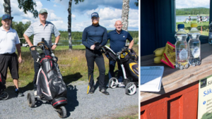 """ÖA-golfen igång – för 28:e året: """"Det är en kul tävling, matchspel är ovanligt som spelform"""""""