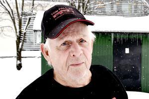 Bengt Åhlund, 77 år, pensionär, Sundsvall: