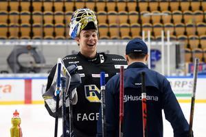 HV71:s talangfulle målvakt Hugo Alnefelt blev, precis som väntat, uttagen i Sveriges trupp till junior-VM.