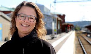 Annelie Axelsson, näringslivschef på Ånge kommun.