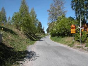 Skärvstavägen i Sollefteå ska under året rustas upp och länsstyrelsen bidrar med 1,5 miljoner kronor.
