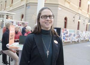 Ida Norberg från Sundsvalls kommun